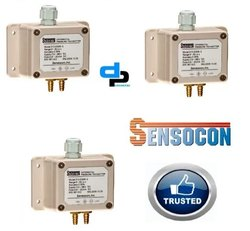 Sensocon USA 212-D005P-3 Differential Pressure Transmitter