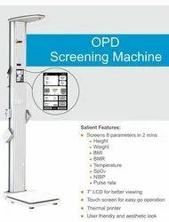 Digital Height-Weight-BMI-BMR-NIBP- Machine