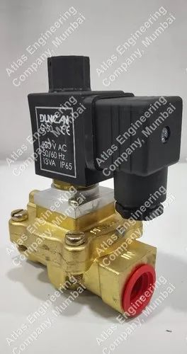 Schrader Duncan Two Way Diaphragm Operated Valve