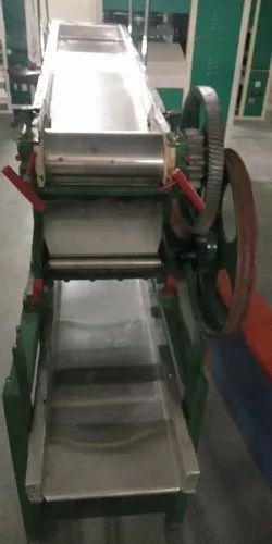 Fulley Set-Up Semi Automatic Noodle Making Machine