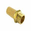 Brass Air Silencer