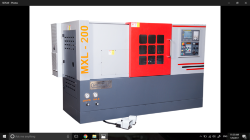 CNC Turning Center Model Mxl-200