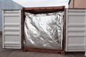 Container thermal liner