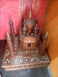 Wood Tajmahal