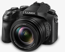 LUMIX Digital Camera DMC-FZ2500GA