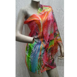 Digital Print Viscous Stole