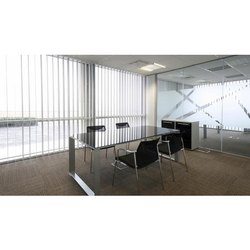 Office Horizontal Window Blinds