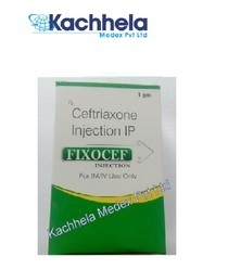 Fixocef Injection