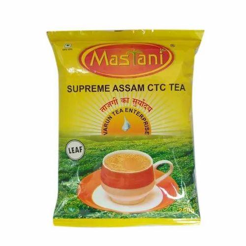 Supreme Assam CTC Tea Leaf