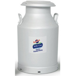 40 Ltr Aluminum Milk Can