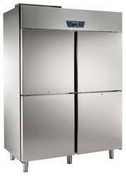 Electrolux Stainless Steel four half door refrigerator, 4 Half Door