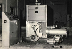 Industrial Hot Water Generator