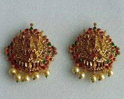 SRE Gold Laxmi Pendant