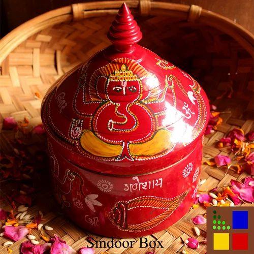 Silver - Sindoor Box Retailer from New Delhi