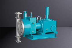 Hydraulic Actuated SS Diaphragm Pumps