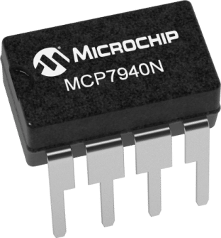 MCP7940N-I/P- Real Time Clock IC