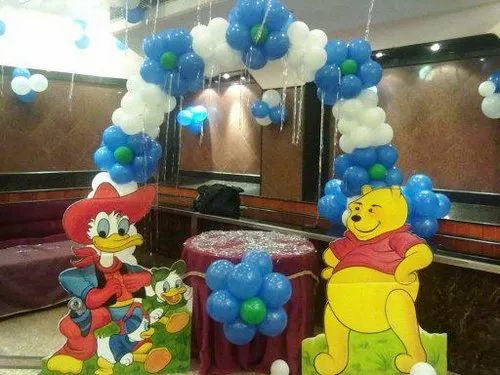 Birth Day Decorative Bell And Birthday Decorative Ballons Wholesale
