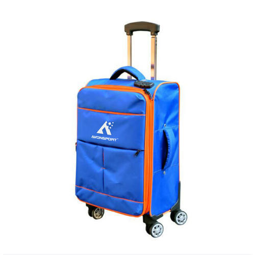 Polyester Avon Sport Luggage Travel Trolley Bag Rs 3000 Piece Id