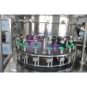 Electric Stainless Steel Carbonated Soft Drink Filling Machine, Capacity: 7200 To 12000 Bpm, 8 Kw