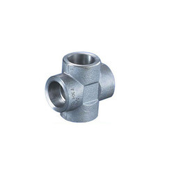 Alloy Steel Socket Weld Equal Cross
