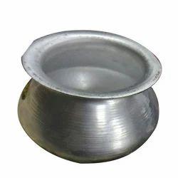Silver Aluminium Handi