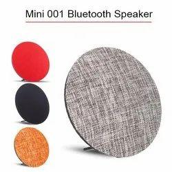 Callmate Round Mini 001 Bluetooth Speaker, 80