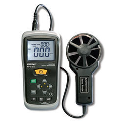 Digital Thermo Anemometer With CMM and CFM