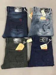 Men Comfort Fit Being Human Denim Jeans