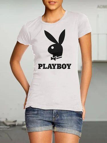 Cotton Women Sublimation T Shirts c01a24e4b
