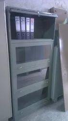 Book Case With 4 Glass Door