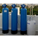 Automatic Residential Softener Plant