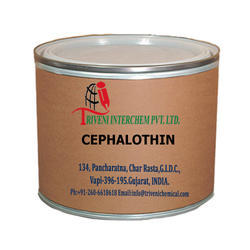 Industrial Solid Cephalothin