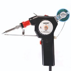SIRON 929 : Automatic Solder Feeder Gun With Temp. Control