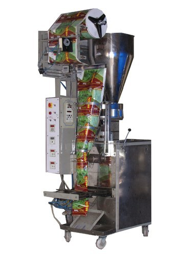 Automatic High Speed Guthkha Packaging Machine, Power: 0-1 hp