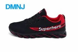Imported Fashion RR Sole Sports Shoes Superhero, Model Name/Number: JE-1906-RD