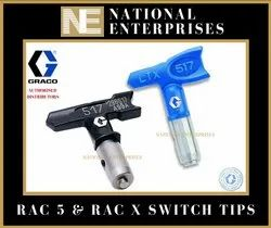 Rac 5 & Rac X Switch Tips