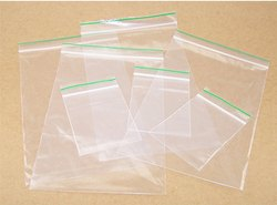 LDPE Reclosable Plastic Bag