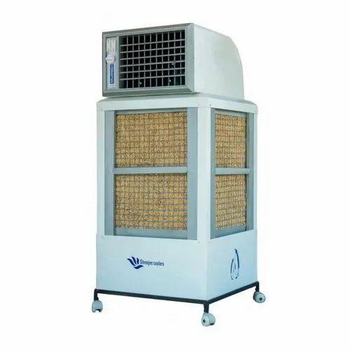 Shreejee Cooler Mild Steel Duct Desert Cooler