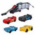 Plastic Multicolor Vehicle Playsets Mcqueen Pixar Cars 3