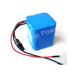 Diving Light Lithium Ion Battery 10ah 12v