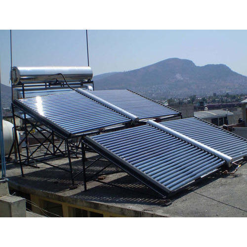 Luminous Stainless Steel Roof Top Solar Water Heater Rs