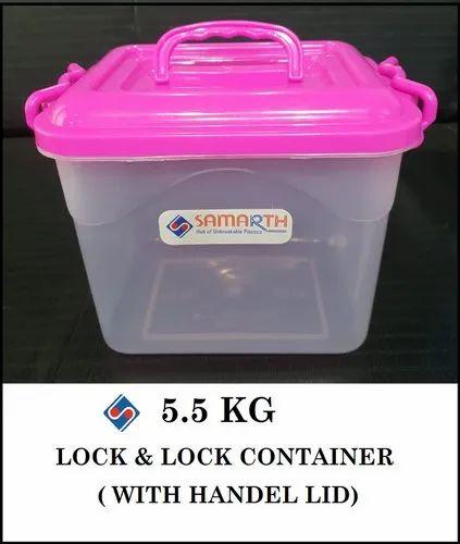 Lock & Lock Square Container