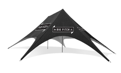 Star & Parachute Tent