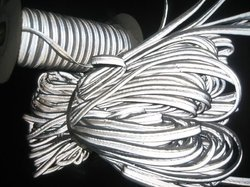 Reflective Piping For Clothing