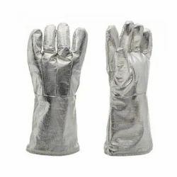 Alumunized Hand Gloves