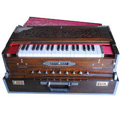 Portable Harmonium With Coupler