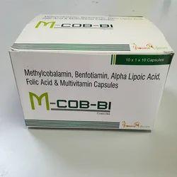 Methylcobalamin, Benfotiamin Multivitamin Capsules