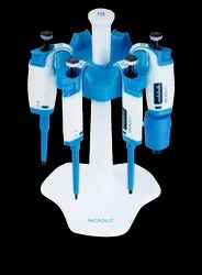 Microlit Faveo Carousel Stand for 6 Micropipettes