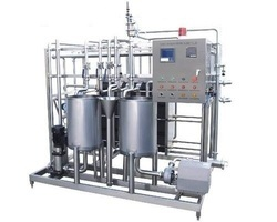 Soya Milk Processing Machinery