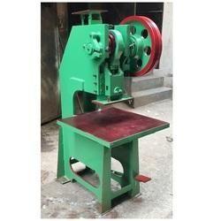Rubber Chappal Making Machine